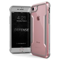 Защитный чехол X-Doria Defense Shield для iPhone 7/8 Rose Gold